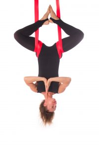 online aerial yoga course