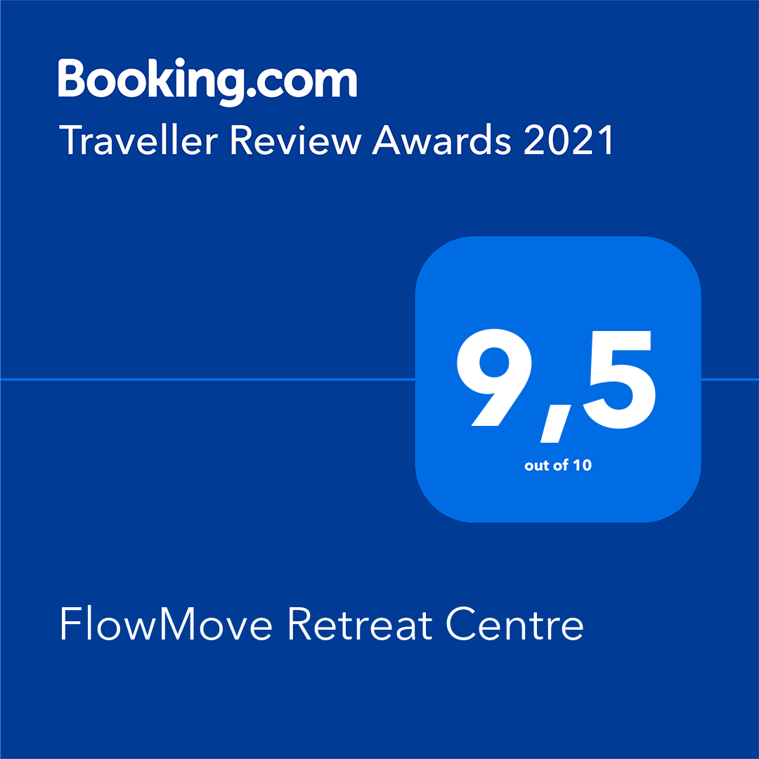 Award from Booking.com