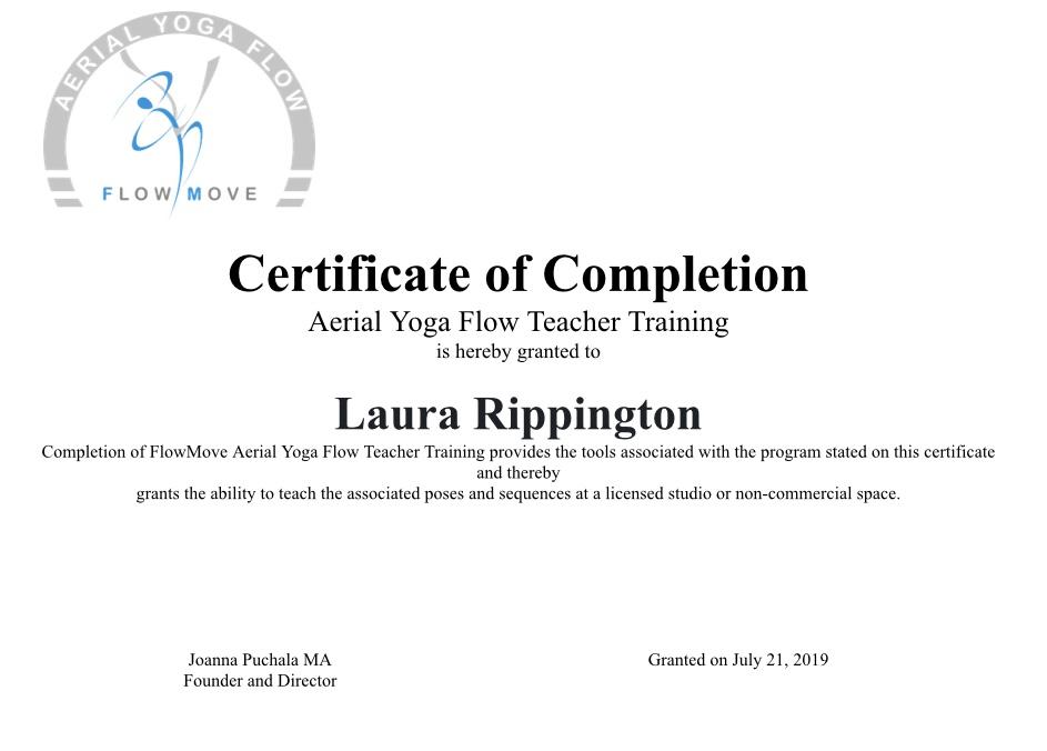 Laura Rippington