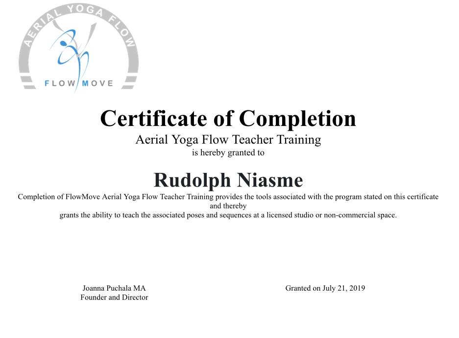 Rudolph Niasme